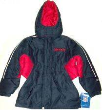 Buffalo Bills NEW Big Boys Hooded Lined Coat Jacket R16VK3N Large L $55