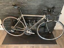 Litespeed Solano Titanium Road Bike Vintage Ultegra 10 Speed Carbon VERY CLEAN!!
