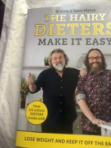 Two Hairy Bikers Cook Books.  The Hairy Dieters Make It Easy complete Mums know