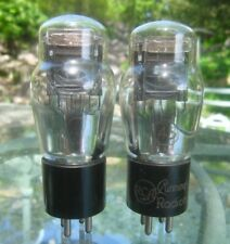 Matched Pair RCA Cunningham 45 ST Tubes