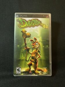 Daxter (2006) Sony PSP, Complete with Manual, PlayStation Portable, Jak