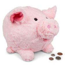 Spardose XXL Kuschel Schwein Sparbüchse Kuschel-Schwein XXL Sparschwein rosa