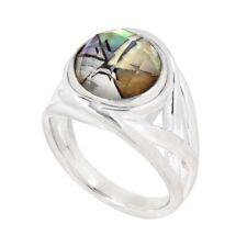 Kameleon Sterling Silver Ring, Weave, Kr038, Size 6