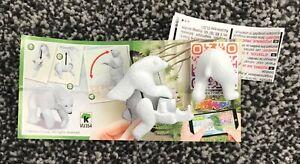 Kinder surprise Egg Toy - Natoons - Polar bear - Pk1 - Free P&P.