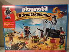 Playmobil Adventskalender 6625 (Piraten) - Neu & OVP