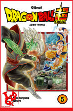 DRAGON BALL SUPER 5 05 Nov  2018 GLENAT MANGA Shonen dragonball z # NEUF #