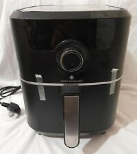 Cook's Essentials - 4L - Capacity Air Fryer with Digital Display - Black