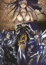 Saint seiya manga anime PRINT ART POSTER photo A3 Taille GZ1801