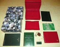 Original Rolex Box u Booklet Set - Lady Datejust / Medium Modelle - Ref 14.00.08