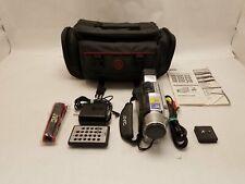 Vintage JVC GR-DVL815U Digital Video Camera Camcorder w/ Accessories