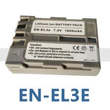 EN-EL3E Camera Battery For Nikon D80 D90 D100 D200 D300S D700 MH-18A DSLR EL3E
