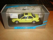 MINICHAMPS 1/43 Ford Mondeo Limousine   citrusyellow     MIB