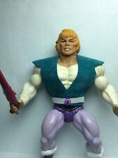 Vintage He-Man MOTU Mattel Accessoire-Prince Adam Anti-Eternia Gilet & Ceinture