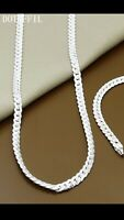 Doteffil 925 Sterling Silver Necklace/Chain