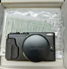 Fuji film Fujifilm X70 Black 16.3MP Compact Digital Camera