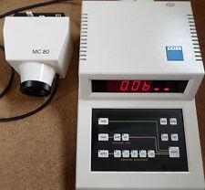 Carl Zeiss MC 80 Microscopio Fotocamera Controller