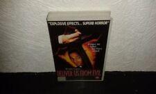 Horror Boxing PAL VHS Films
