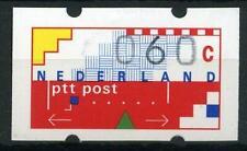 Nederland ATM automaatzegels Klussendorf nr 5 60 cent met nummer - POSTFRIS