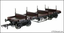 DAPOL 4F-061-005 Bogie Bolster Wagon BR 923962 Bauxite (TOPS YRV (S&T))