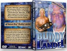 Buddy Landell Shoot Interview Wrestling DVD, NWA Mid Atlantic WCW Pro Nature Boy