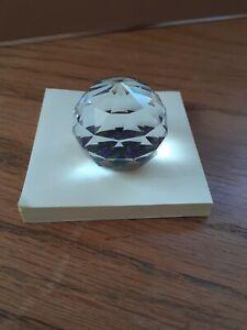 Swarovski Crystal Vitrail Ball