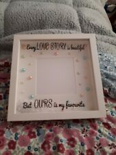 Beautiful Photo Frame With Glass Beads From Ikea