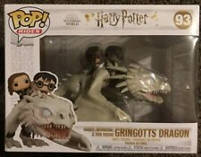 Funko Pop! Rides Harry Potter Dragon with Harry, Ron and Hermione #93