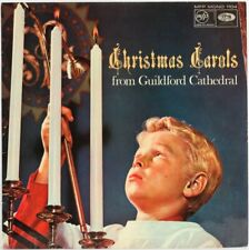 Christmas Carols From Guildford Cathedral Vinyl Record, LP *USED*