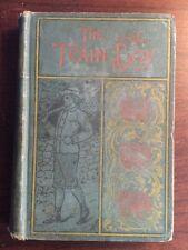 The Train Boy (1883, Hardcover) Horatio Alger Jr PreOwnedBook.com