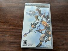 Kingdom Hearts Birth By Sleep (Sony Playstation Portable, PSP) Disney Complete
