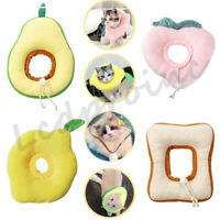 Pet Cat Dog Recovery Collar Anti-Bite Adjustable Soft Neck Neck Cone Protection