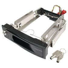 """LogiLink MR0005 Wechselrahmen Einbaurahmen 5,25"""" für 1x 3,5"""" HDD Festplatten"""