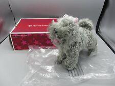 """American Girl Marie Grace's Dog Argos / Bouvier Des Flandres - Retired 18"""" Dolls"""