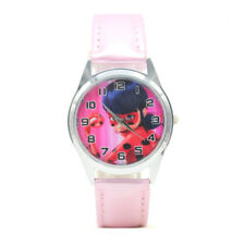 Miraculous Ladybug Watch Girl Children Wristwatch Kids