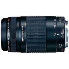 Canon 75-300mm Zoom Camera Lenses