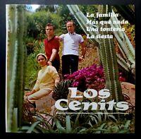 """LOS CENITS mas que nada SPAIN VINYL EP 7"""" 45 VICTORIA 1967 (bossa)"""