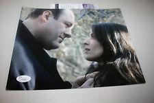 "ANNABELLA SCIORRA Signed Sopranos 8x10 Autograph Photo ""GLORIA"" W/GANDOLFINI JSA"