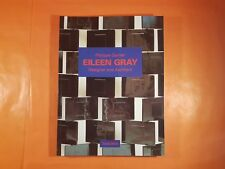 Eileen Gray CREATEUR and Architect, Philippe Garner (Ambu 554)