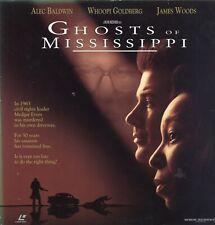 Ghosts of Mississippi. Laserdisc Region 1.