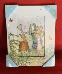 Border Fine Arts Beatrix Potter Peter Rabbit - Puzzle Picture Frame - New