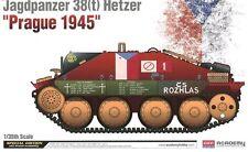 1/35 Academy Jagdpanzer 38(t) Hetzer 'Prague 1945' #13277