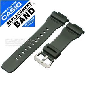 Genuine Casio Green Watch Band Strap G-Rescue Shoreman GR-7900KG-3  GW-7900KG-3