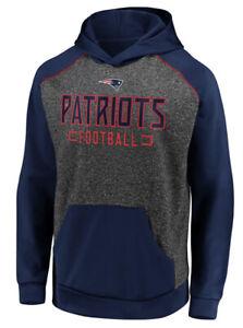 Fanatics Men's New England Patriots Chiller Hoodie Sweatshirt Extra Large XL NFL