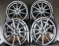 "18"" oasis alloy wheels fit alfa 159 cadilac bls fiat croma saab 9-3 93 9-5 95"