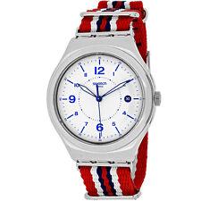 Swatch Men's Irony Big Watch Quartz Mineral Crystal YWS407