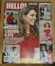 Hello! magazine #1686 17 May 2021 Caring Kate treasure hunt + Harry & Archie