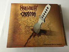 Malevolent Creation : Conquering South America CD (2004) 803341167926 MINT