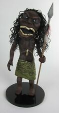 "Zuni Warrior Fetish Doll Trilogy of Terror 15"" Prop Replica HCG NEW LIMITED"