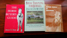 3 Basic Training & Buyer's Guide For Horse Western Prince,Posey,Meyer