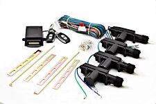 Zentralverriegelung ZV mit Funkfernbedienung 4türig für Toyota Nissan Mazda Fiat